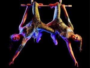 Cirque du Soleil à Québec 2012